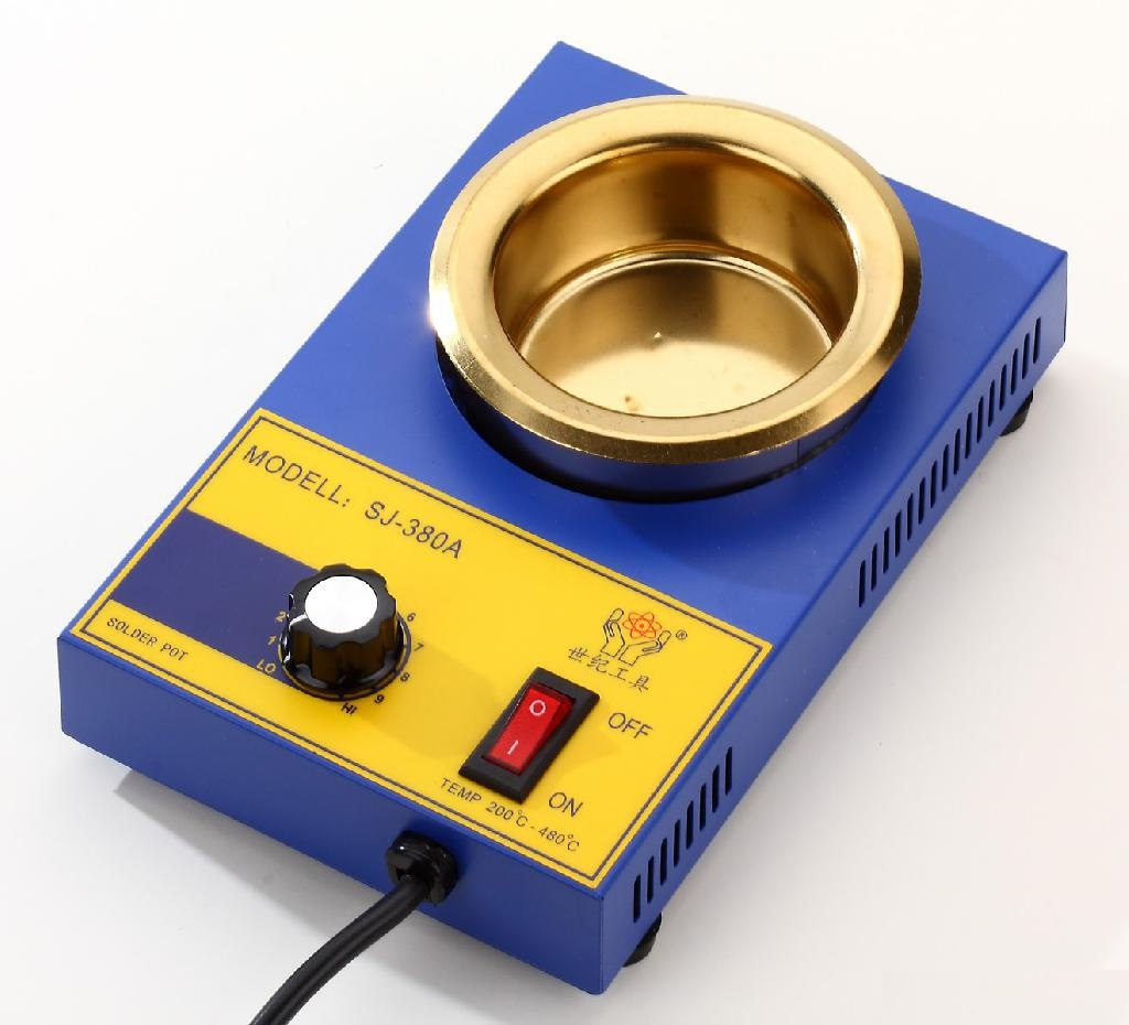 DZ-70505 ванна-паяльная  250Вт , d=80 мм, V= 800 гр
